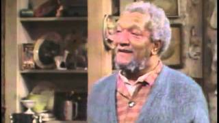Fred Sanford as Bill Kenny of The Ink Spots - If I Didn't Care