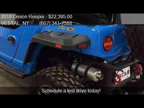 2018 Oreion Reeper (CC-1137729) for sale in Vestal, New York