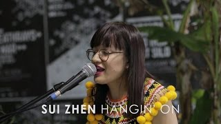 Sui Zhen   'Hangin On' (3RRR Live From Melbourne Music Week)