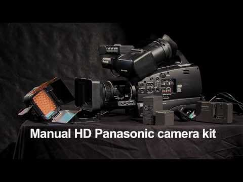 Panasonic manual QR code video