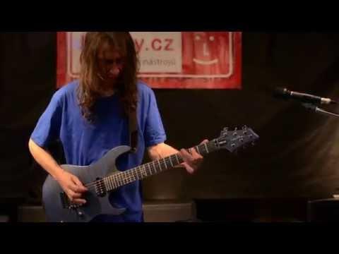 Ivan Jašek - Kytary.cz Workshop: Live nástroje, loopery a samplery  -  Ivan J