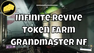 Infinite Revive Farm Grandmaster Nightfall Ordeal Glitch - Savathuns Song