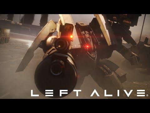 LEFT ALIVE - The Invasion of Novo Slava thumbnail