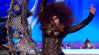 Britain's Got Talent 2018 Magus Utopia Amazing & Bizarre Magic Act Full Audition S12E03