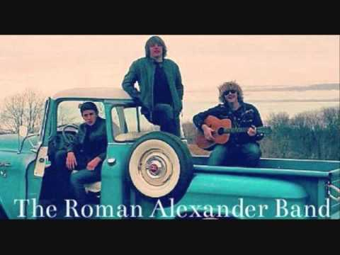 The Roman Alexander Band cant you see cover