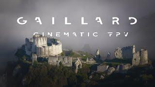 CINEMATIC FPV - CHÂTEAU GAILLARD - REELSTEADY 4K