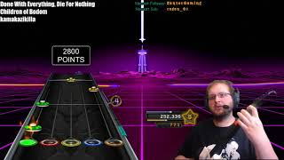 Done With Everything, Die For Nothing by Children of Bodom ~ Expert ~ 100% FC (Clone Hero)