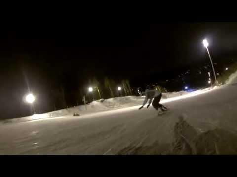 Видео: Видео горнолыжного курорта Уктус в Свердловская область