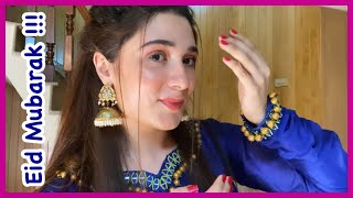 Eid Makeover -  Simple And Elegant Eid Makeup Look !!!