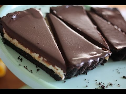 No-Bake Mascarpone Tart With Espresso Infused Ganache