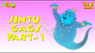 Jintu Gags - Vir Compilation Part 1 - 30 Minutes of Fun - Live in India
