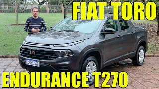Fiat Toro Endurance T270 2022