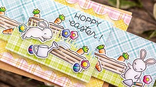 An Interactive Easter Card