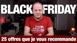 Black Friday 2019 : les meilleures offres que je vous recommande