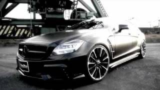 MERCEDES BENZ W218 WALD BLACK BISON EDITION