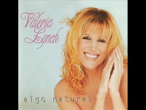 Valeria  Lynch Algo Natural-