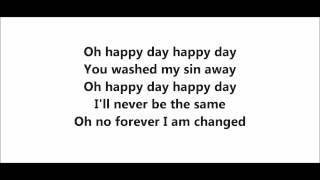Happy Day (Fee) - LYRICS