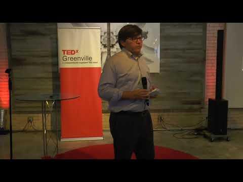 TEDxGreenville Pitch Gillespie