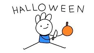 Happy Belated Halloween