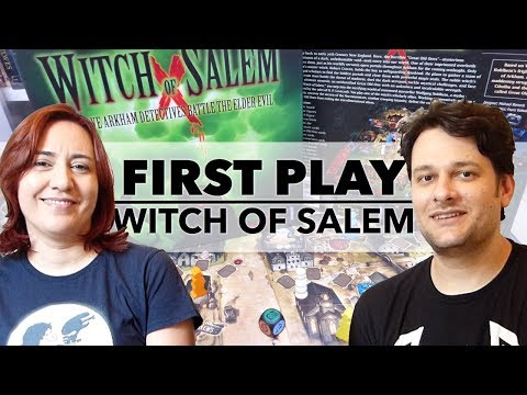 First Play: Witch of Salem (2008)