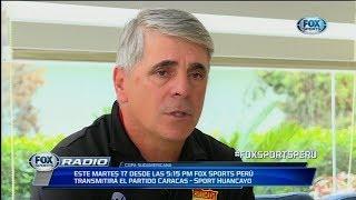 Fox Sports Radio Perú (16/07/2018) - Situación del fútbol peruano, Sport Huancayo, CR7