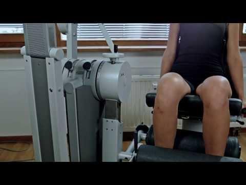 Beispiele für Gymnastik mit zervikaler Osteochondrose