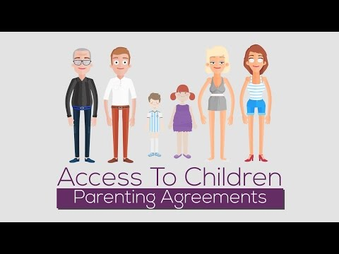 Access To Children - Parenting Agreements | Go To Court Lawyers