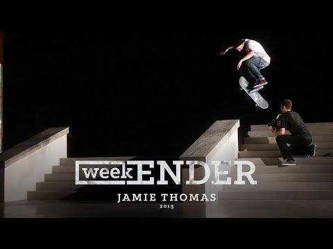 Jamie Thomas - WeekENDER