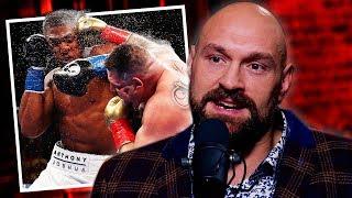 Tyson Fury Predicts Anthony Joshua vs Andy Ruiz 2