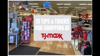 How to Shop TJMAXX-  My 13 Best Shopping Hacks and Tips Revealed