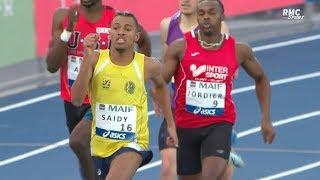 Miramas 2019 : Finale 400 m M (Fabrisio Saidy en 46''67)