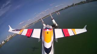 Juan Velarde - Kazán 2018 - Red Bull Air Race