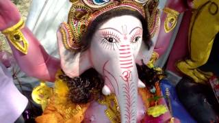 Hum sab bolenge happy birthday to you Ganesh Pujan Mumbai Mantram faizabad Bikapur K24 February 2017