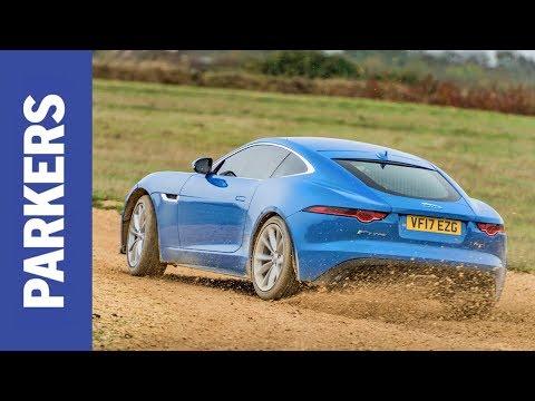 Jaguar F-Type Coupe Review Video