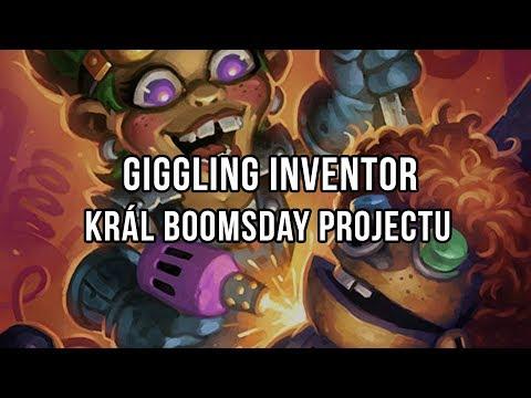 Giggling Inventor - Král Boomsday Projectu