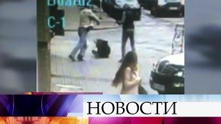 Обнародовано видео, накотором зафиксирован момент убийства Дениса Вороненкова вКиеве.