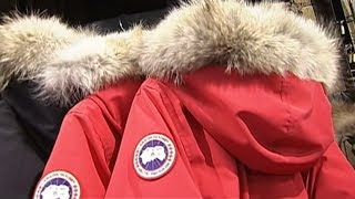 canada goose emory parka unboxing TH Clip