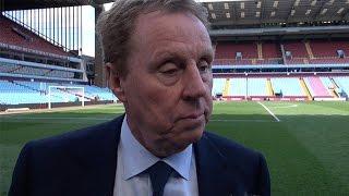 INTERVIEW   Harry Redknapp