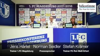 PK nach FCM - Rot-Weiß Erfurt