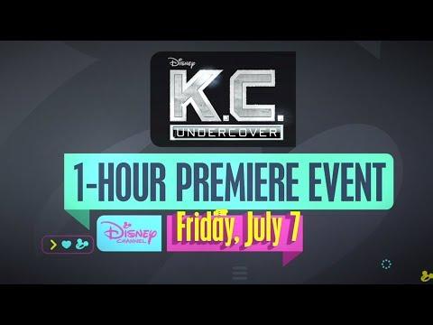 K.C. Undercover Season 3 (Teaser)