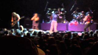 EXCITER IN CHILE 2011. Rising of the Dead - Rain of Terror
