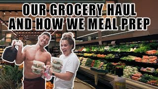 Meal Prep Grocery Haul - Quick and Simple Way We Meal Prep Fast
