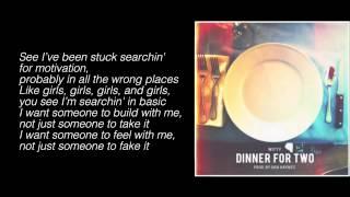 Witt Lowry   Dinner For Two (Prod. By Dan Haynes) (Lyrics)