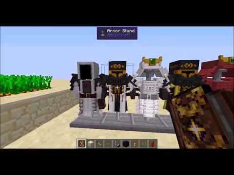 Minecraft Mod Review: Thaumic Upholstery (Thaumcraft addon)