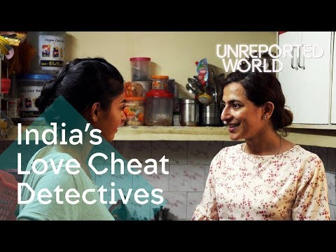 Love, dating and privacy in India   Unreported World