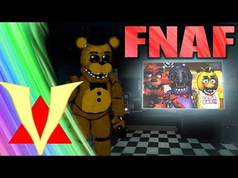 Minecraft Fnaf 2 map Night 1 (Attempt) Download and Creator