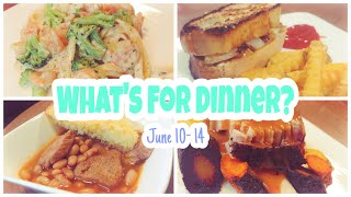 What's For Dinner?   Easy Dinner Ideas   Simple Meals at Home