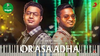 Orasaadha   Piano Tutorial(How To Play)   7UP Madras Gig