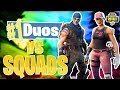 Season 5 Grind Duos vs Squads | Level 92 | 1373 Wins | Console (Fortnite battle royale)