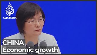 China posts record economic growth after plunge 12 months ago